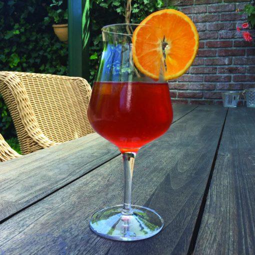 recept ijs thee rooibos sinaasappel